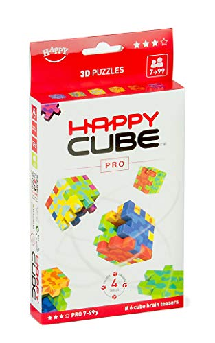 HAPPY 1019 Pro Cardboardbox, 3D-Puzzle, 6er Pack von HAPPY