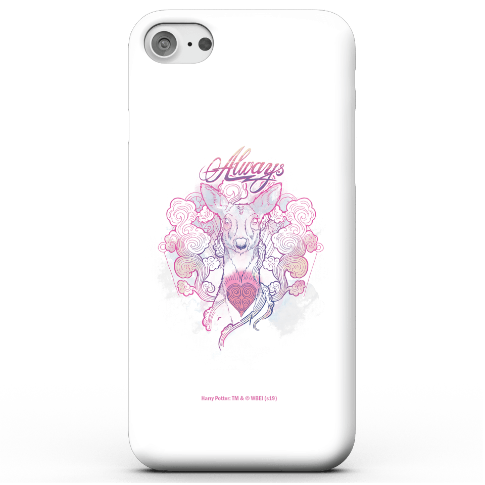 Harry Potter Always Phone Case for iPhone and Android - iPhone 8 Plus - Tough Hülle Glänzend von Harry Potter
