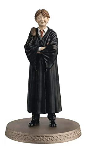 Eaglemoss - Wizarding World Collection Harry Potter Waesley Statue Ron Weasley, Mehrfarbig (EAMOWHPUK010) von Eaglemoss