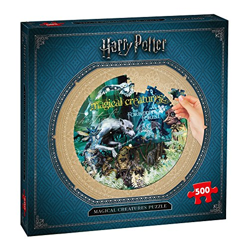 Harry Potter Welt magischer Kreaturen Jigsaw Puzzle 500pc von Harry Potter