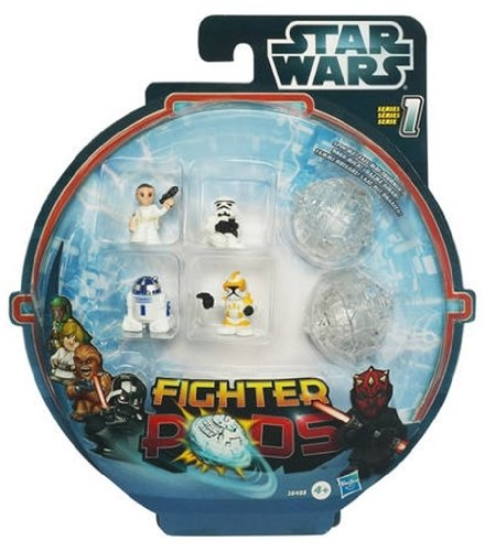 38488186 - Hasbro - Star Wars Fighter Pods Class I von Hasbro