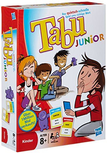 Hasbro Gaming Tabu Junior von Hasbro