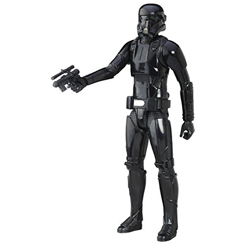 Hasbro Star Wars B9758El2 - E7 Ultimate Figuren - Imperial Death Trooper Actionfigur, 12 Zoll von Hasbro