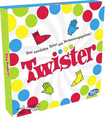 Hasbro Twister - refresh 98831100 von Hasbro