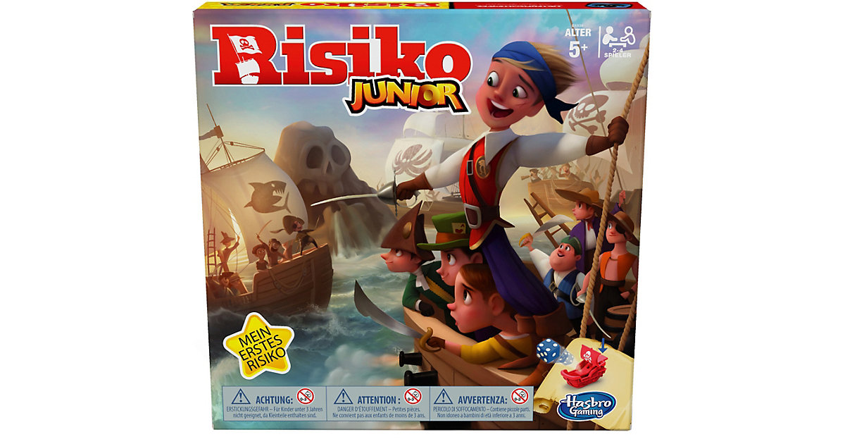 Risiko Junior von Hasbro