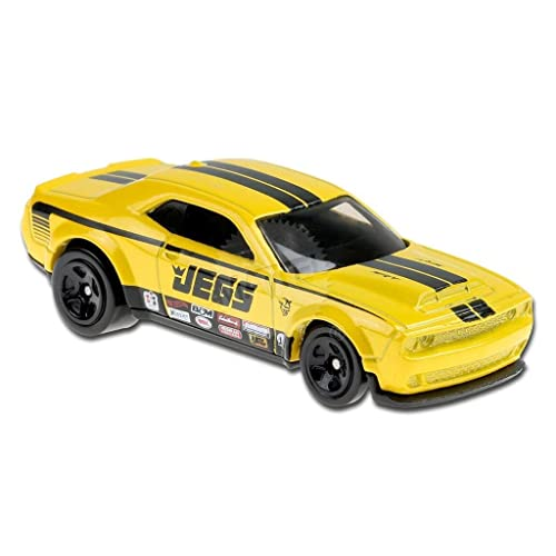 Hot Wheels '18 Dodge Challenger SRT Demon Muscle Mania 10/10 2020 (234/250) Short Card von Hot Wheels