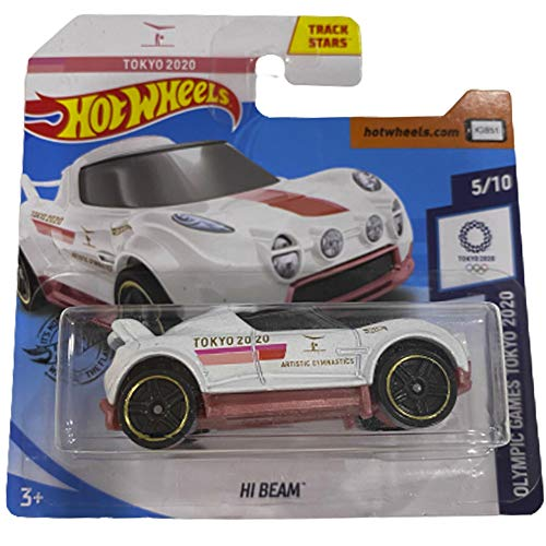 Hot Wheels Hi Beam Olympic Games Tokio 5/10 2020 (155/250) Short Card von Hot Wheels