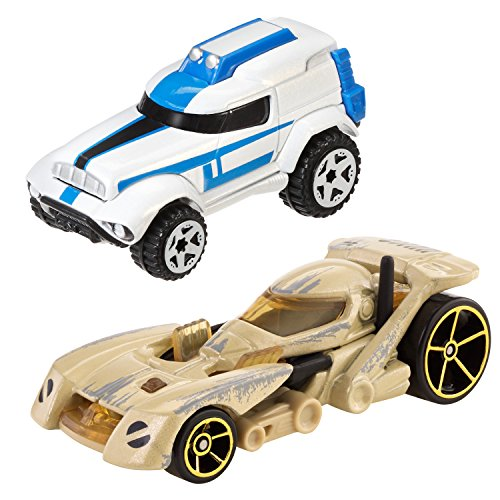 Hot Wheels - Pack Autos Star Wars 501. Klon von Hot Wheels