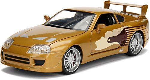 JADA Toys Miniaturauto Collection, 99540GO, Gold von Jada