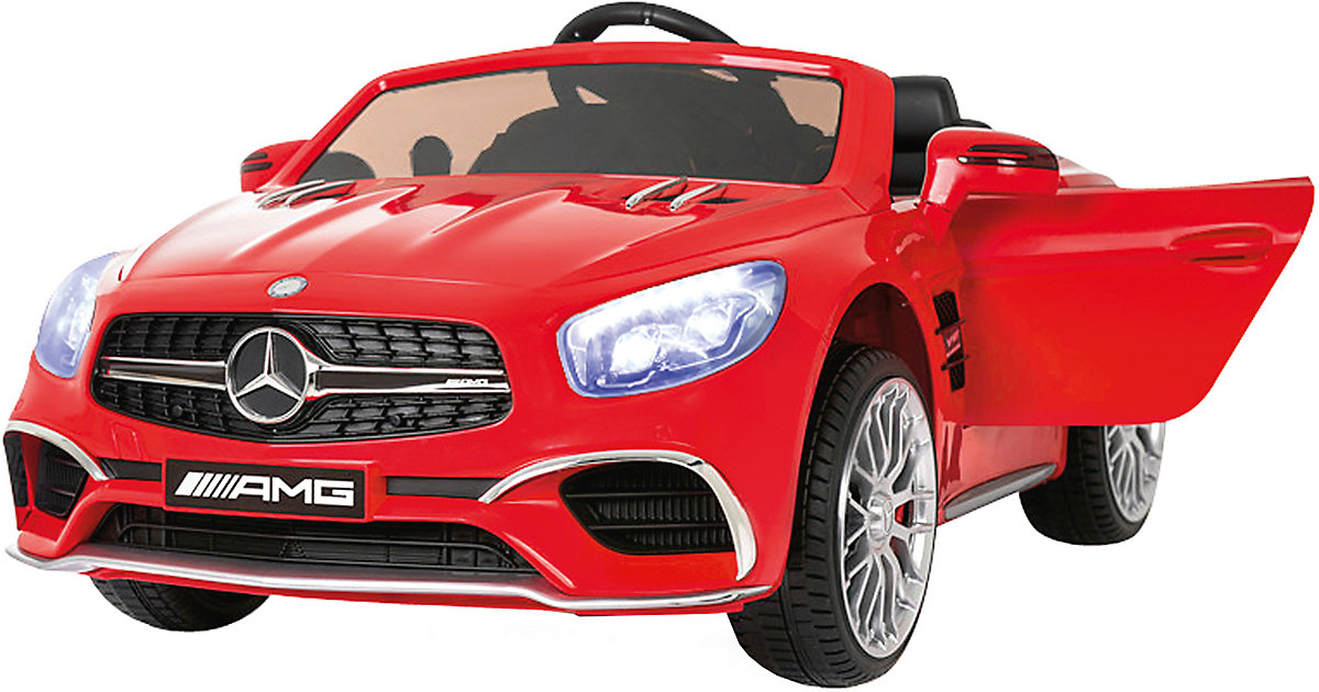 Ride-on Mercedes SL65 rot 12V von Jamara