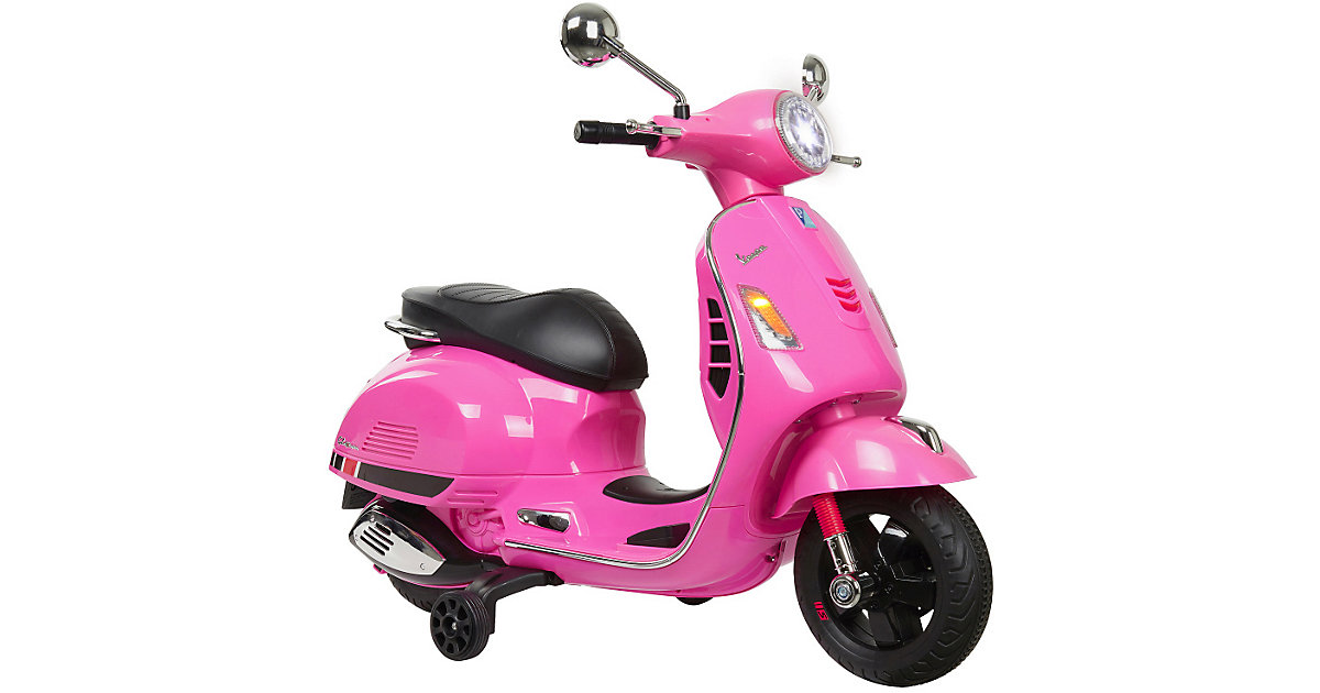 Ride-on Vespa 12V, pink von Jamara