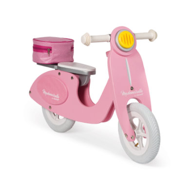 Janod® Laufrad Holz groß - Scooter Mademoiselle von Janod