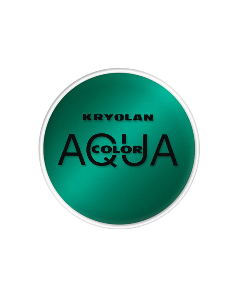 Kryolan Aquacolor grün 15 ml Film & Theater Make-up von Karneval Universe
