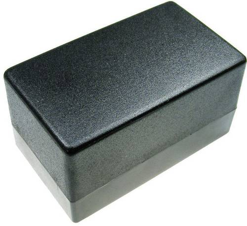 Kemo G070 Modul-Gehäuse 120 x 50 x 24  Thermoplast  Schwarz 1 St.