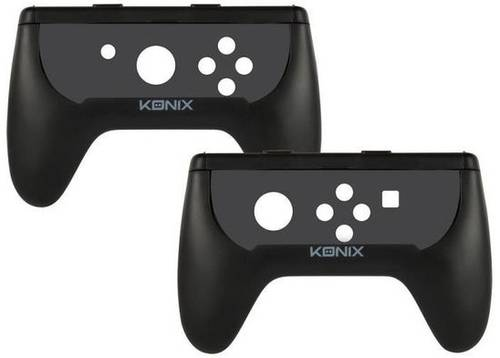 Konix Ergonomic Pad x2 Switch Zubehör-Set Nintendo Switch von Konix