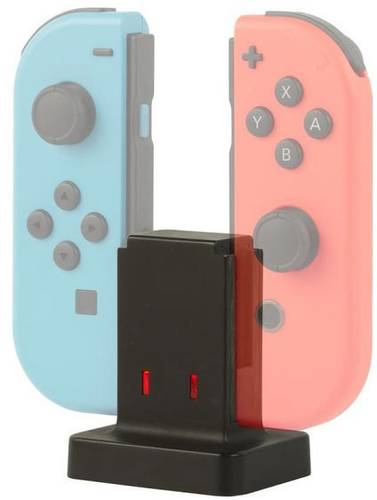 Konix KX Dual Switch Joycon Charger Controller-Ladestation Nintendo Switch von Konix