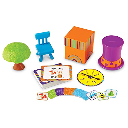 Learning Resources Fox in the Box Spielset mit Positionswörtern von Learning Resources