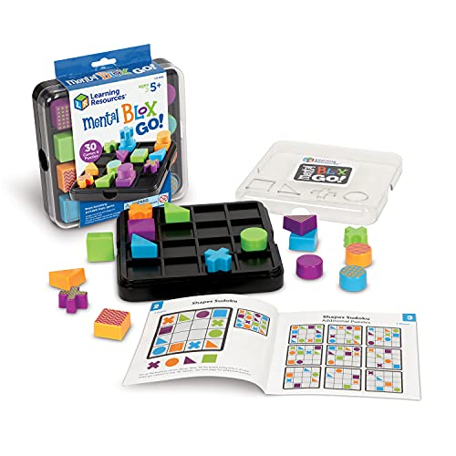 Learning Resources Mental Blox Go von Learning Resources