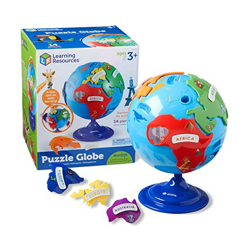 Learning Resources Puzzle-Globus von Learning Resources