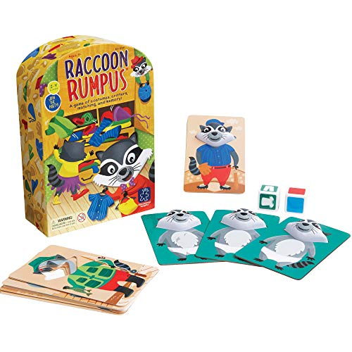 Learning Resources Raccoon Rumpus - Waschbärspektakel von Learning Resources
