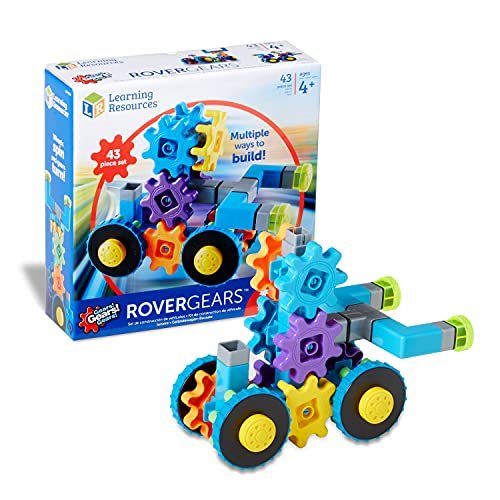 Learning Resources Gears! Gears! Gears! Zahnrad-Geländewagen von Learning Resources