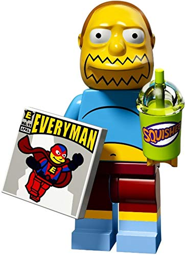 Lego Simpsons Series 2 Pick Your Figure 71009 (Comic Book Guy) by LEGO von LEGO