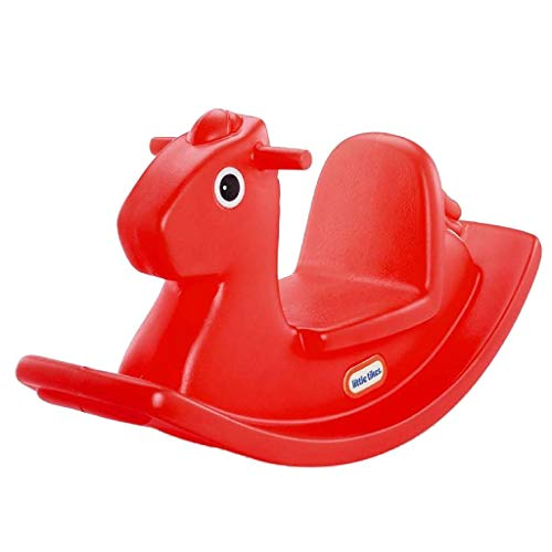 little tikes 167000072 - Schaukelpferd, rot von little tikes