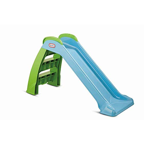 Little Tikes 172403E3 - Rutsche Basic, grün/blau von little tikes