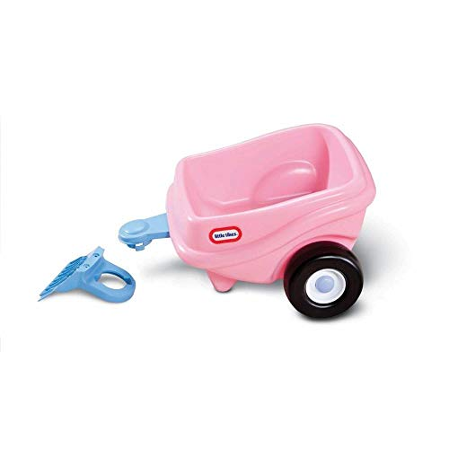 little tikes 621451E3X1 LT Cozy Coupe Anhänger, rosa von little tikes