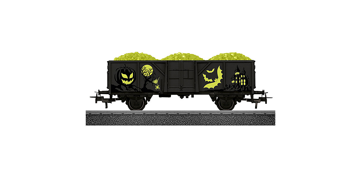 Märklin 44232 Start Up - Halloween Wagen - Glow in the Dark. Spur H0. von Märklin