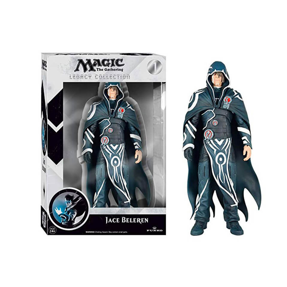 Magic The Gathering Jace Beleren Legacy Action Figure von Magic The Gathering