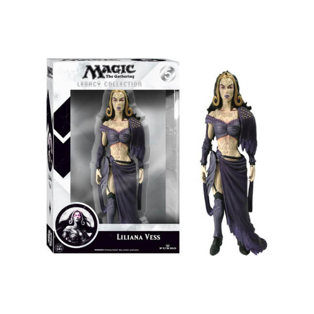 Magic The Gathering Liliana Vess Legacy Action Figure von Magic The Gathering