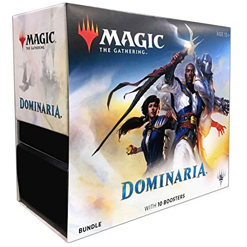 Magic The Gathering MTG-Dom-BU-EN Dominaria Bundle, Mehrfarbig von Magic The Gathering
