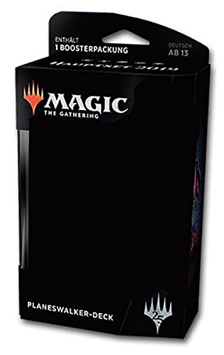 Magic the Gathering MTG - Core Set 2019 1 Planeswalker Deck at Random - Deutsch German von Magic The Gathering