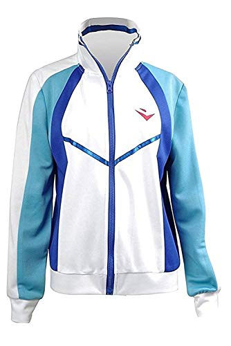 Free! - Iwatobi Swim Club Haruka Nanase High School Trainings Jacke Mantel Sprot Wear Cosplay Costume von Manfis