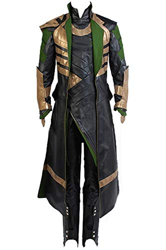 Manfis The Dark World Loki Whole Set Cosplay Kostüm Damen von Manfis
