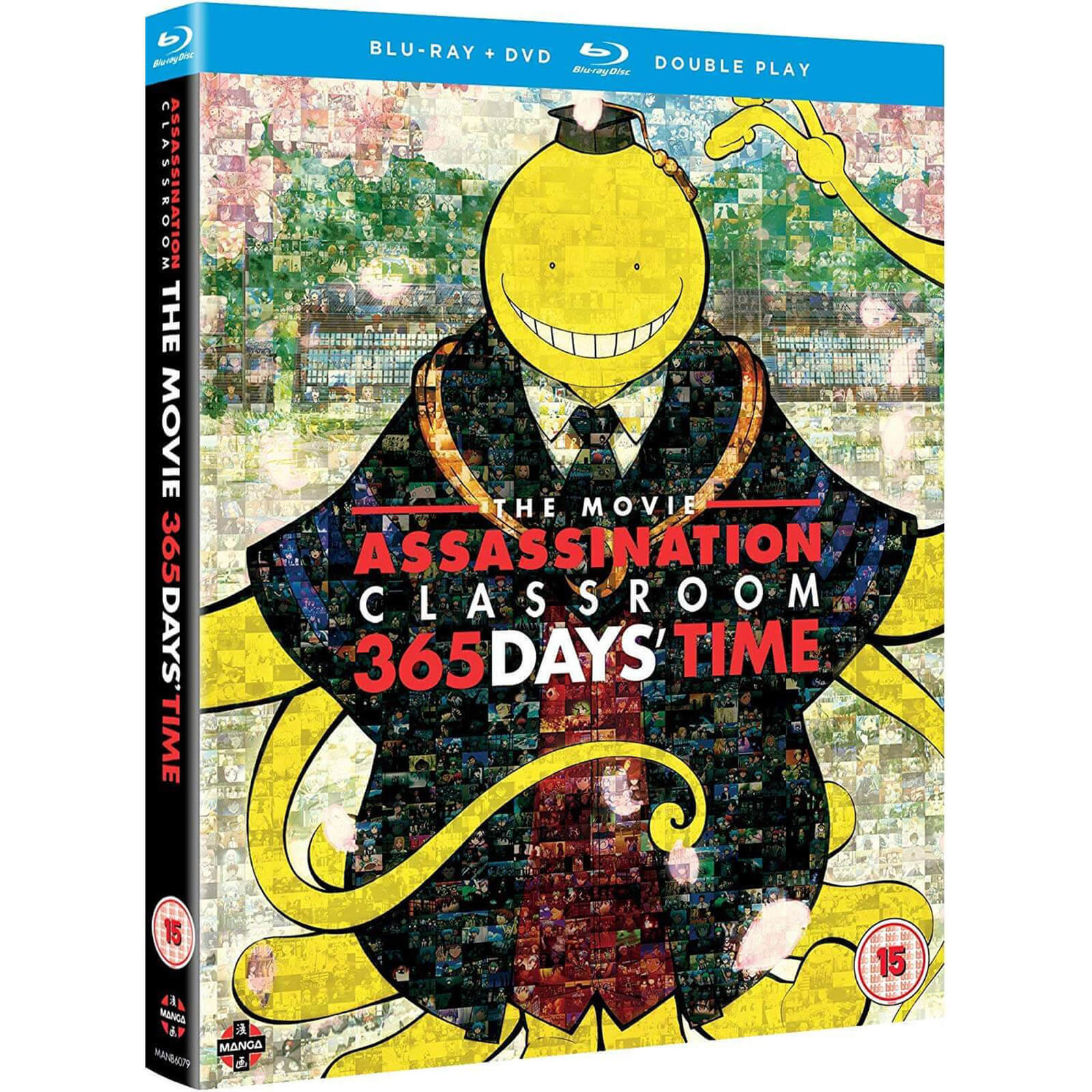 Assassination Classroom the Movie: 365 Days Time von Manga Entertainment