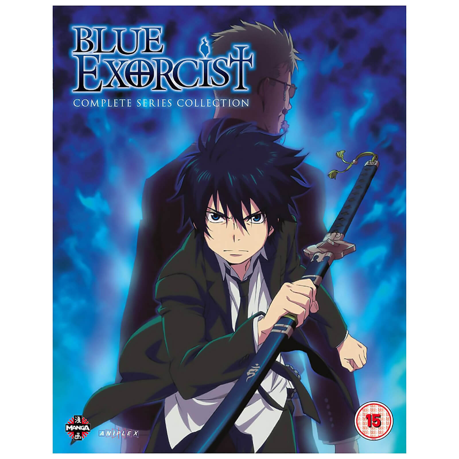 Blue Exorcist: The Complete Series Collection (Episodes 1-25 & OVA) von Manga Entertainment
