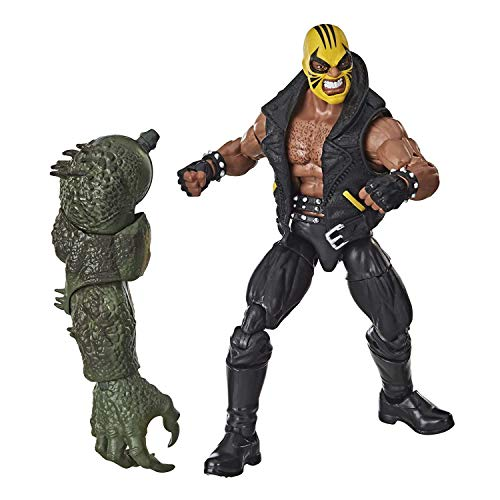 Hasbro Marvel Legends Series Gamerverse 15 cm große Marvel's Rage Action-Figur, ab 4 Jahren von Marvel