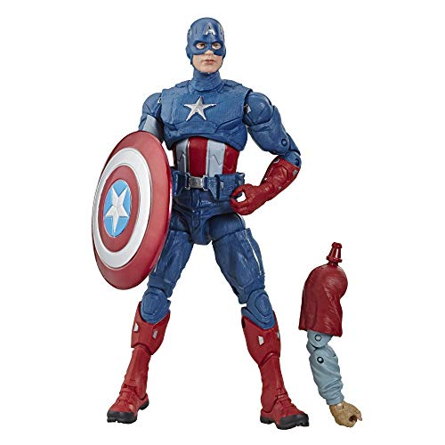 "Marvel Avengers Legends Series Endgame 6"" Collectible Action Figure Captain America Collection, Includes 1 Accessory von Marvel"
