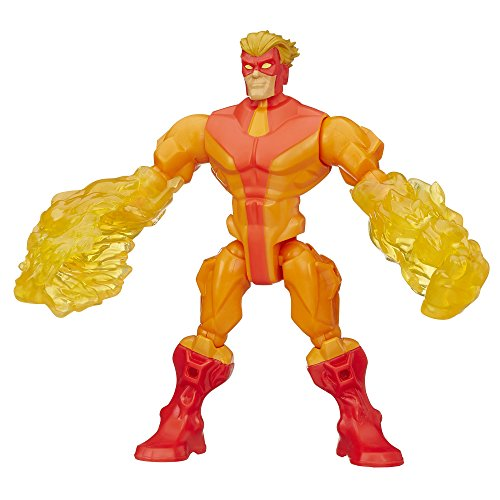 Marvel Super Hero Mashers - Pyro Sammelfigur von Marvel