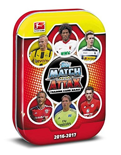 Match Attax - Topps - 2016/17 - Mini Tin - Deutsch von Match Attax