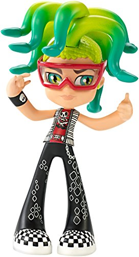 Monster High CGG89 - Vinyl Collection - DeuceGorgon Figur von Monster High
