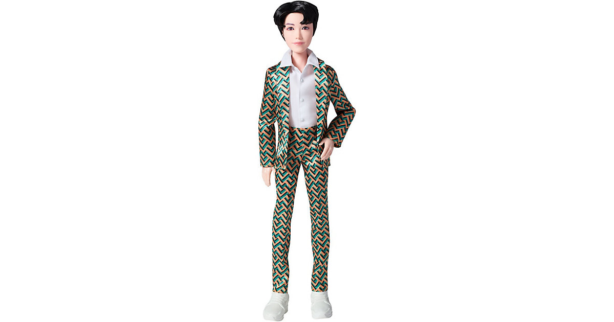 BTS Core Fashion Puppe J-Hope grün von Mattel