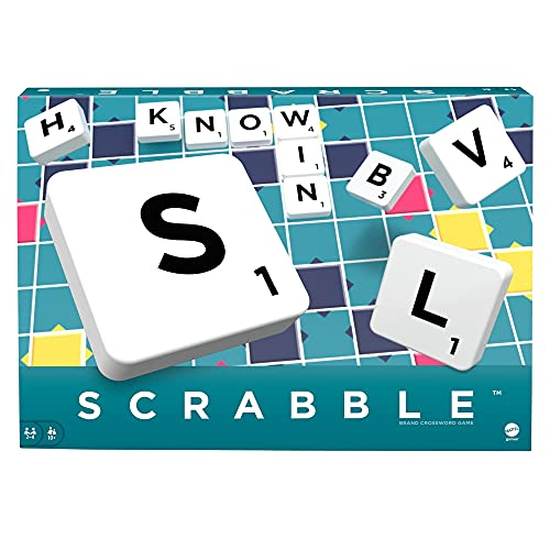 Mattel Scrabble Original Board Game (Englisch Sprachversion) von Mattel