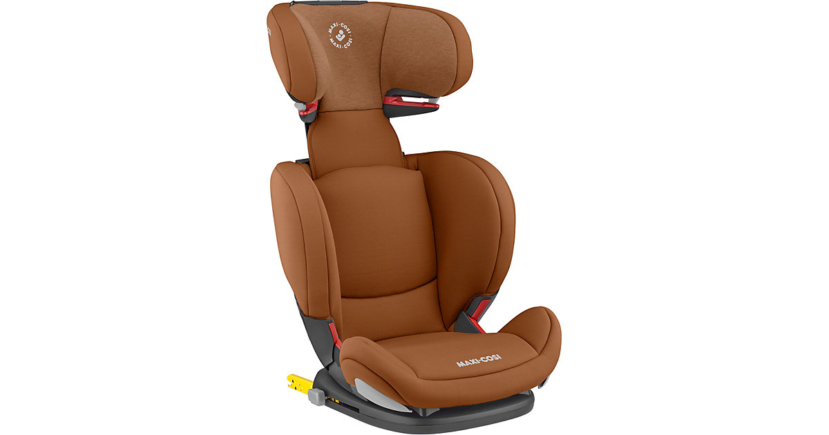 Auto-Kindersitz Rodifix AP, Authentic cognac Gr. 15-36 kg von Maxi-Cosi