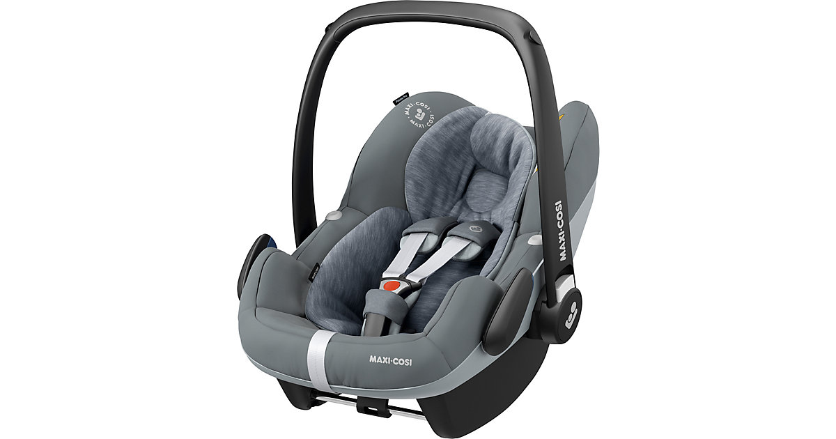 Babyschale Pebble Pro, Essential Grey grau Gr. 0-13 kg von Maxi-Cosi