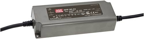 Mean Well NPF-90-12 LED-Treiber, LED-Trafo Konstantspannung, Konstantstrom 90W 7.5A 7.2 - 12 V/DC ni von Mean Well