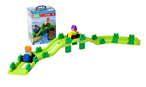 Miniland ML32346 Jumpy Super Blocks Set von Miniland