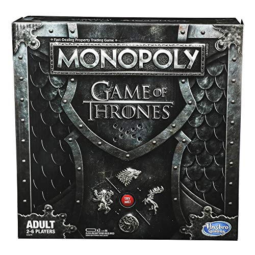 Monopoly Game of Thrones Board Game for Adults von Monopoly